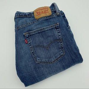 Levi's 515 Medium Wash Denim Jeans
